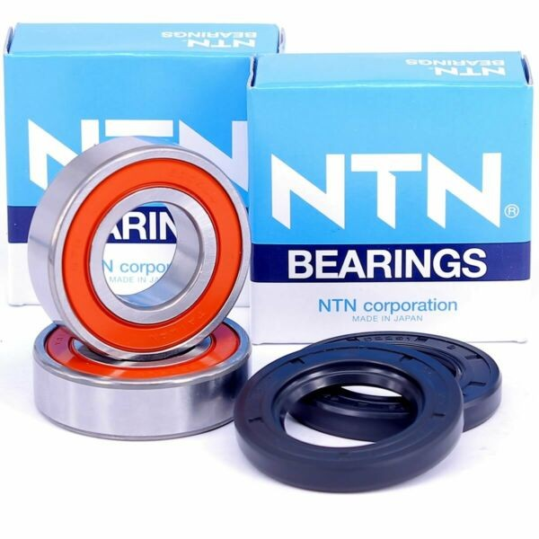 Honda CB 650 1983 - 1985 NTN Front Wheel Bearing & Seal Kit Set