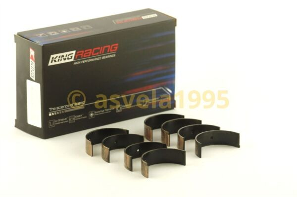 King Racing Big End Con Rod Bearings CR4046XP 0.025 Oversize For HONDA 1.6 D16