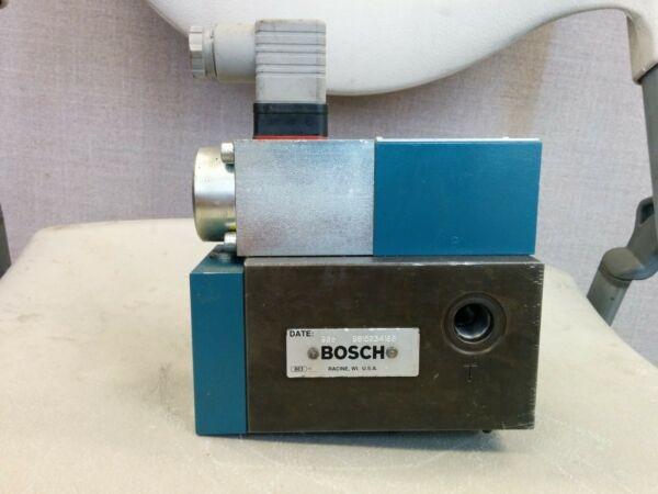 Bosch Rexroth Proportional Pressure Relief Valve