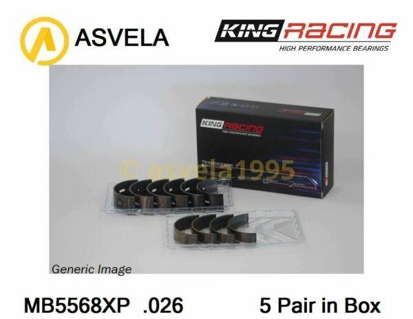 Performance Main Shell Bearing set +.026mm for HONDA,CIVIC IV Saloon,ACCORD III