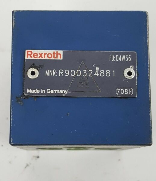 Rexroth R900324881 Block