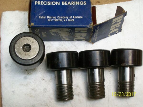 (1) RBC CAM FOLLOWER BEARING , H-52-LW