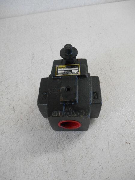 PARKER R10PM 11 PRESSURE CONTROL VALVE, 1000 PSI MAX, USED