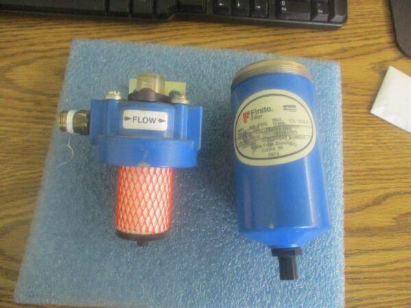Parker Model: HN15S-10CW Finite Filter.  3/8 NPT Coalescing HSG Housing Element<