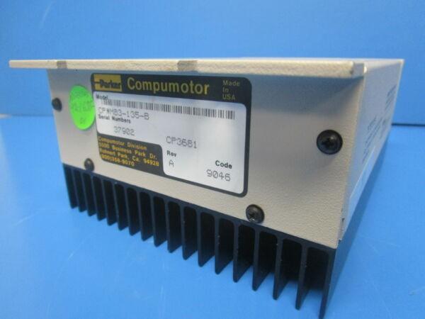 Parker Compumotor m83-135-b motor not & screwdriver & pulley novellus #92-1635-0