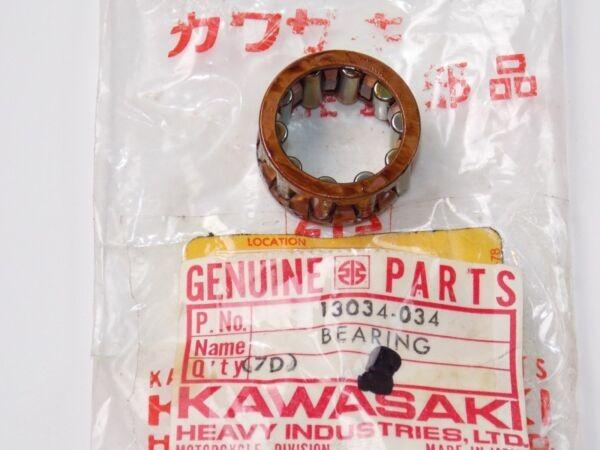 NOS KAWASAKI 1969-2001 BIG END BEARING G3/4/5 MC1 KD100 KE100 KV100 13034-034