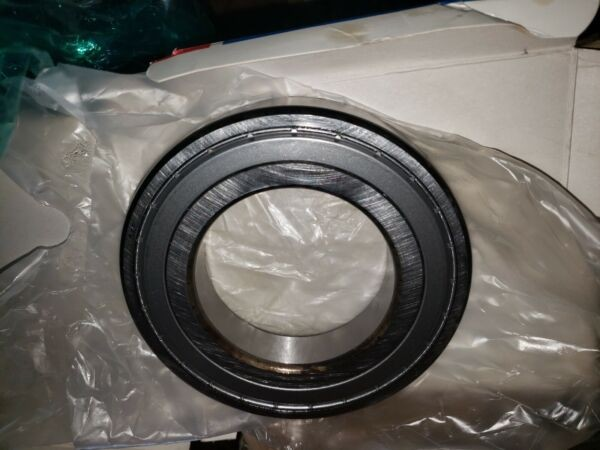SKF 6216-2Z Deep Groove Ball Bearing  80 x 140 x 26 mm 2Z / ZZ Steel Seal 2 Side