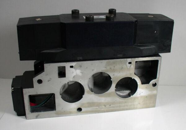 Parker H3257BGA23B Pneumatic Solenoid Valve Replaces H32VXBG023B