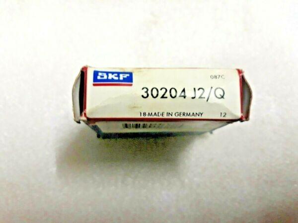 30204 J2Q Single Row Tapered Roller Bearing SKF