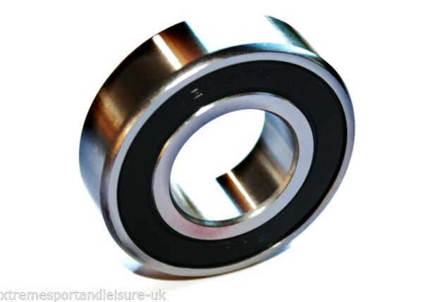 606 2rs  6x17x6w Sealed HIGH PERFORMANCE MINIATURE BEARING - UK SELLER