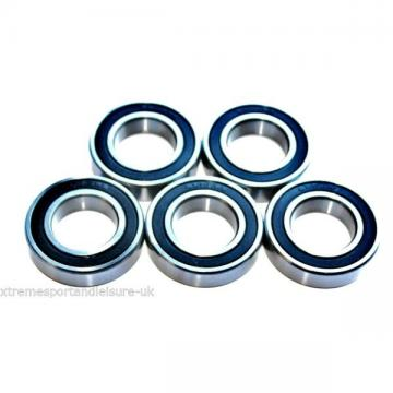 5 pack 61803 2rs [6803 2rs]17x26x5w  SEALED HIGH PERFORMANCE BEARINGS