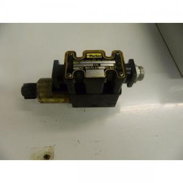 Parker Hydraulic Valve, D1VW20BNJCL5630 75, 3000 psi, 24V, Used, Warranty