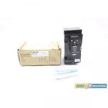 Rexroth 5673011340 Solenoid Valve 10bar 24v-dc