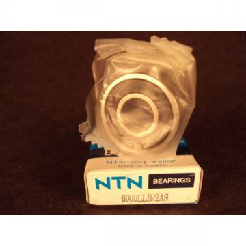 NTN 6000LLB 6000 LLB Deep Groove Ball Bearing