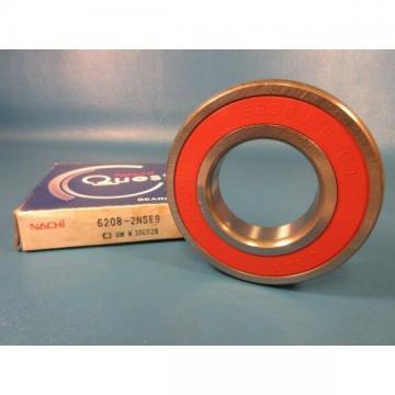 Nachi 6208 2NSE9 C3 Single Row Radial Bearing Sealed (2RS SKF, FAG, Timken, NTN)