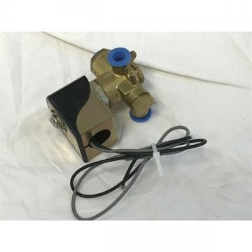 Parker Hannifin 3FGC80 Solenoid Valve Fluid Air Water Oil General Purpose