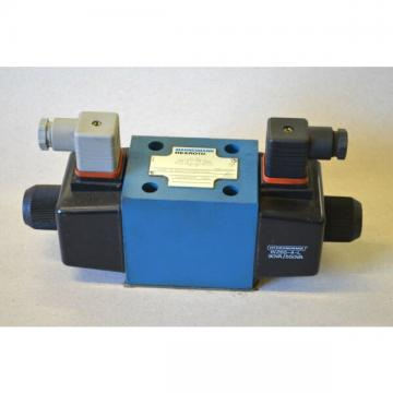 Rexroth Mannesmann 4 TE 10 e32/cw 220n9z4 Hydraulic Valve Directional Control Valve 00589929