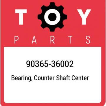 90365-36002 Toyota Bearing, counter shaft center 9036536002, New Genuine OEM Par